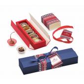Новогодний набор конфет ручной работы Пенал-купе