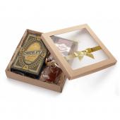 Подарочный набор конфет ручной работы  на 23 февраля