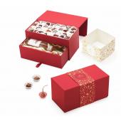 Подарочный набор конфет ручной работы Двойное удовольствие