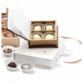 Подарочный набор конфет ручной работы Книга