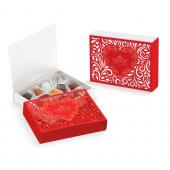 Подарочный набор конфет ручной работы 8 марта