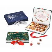 Новогодний набор конфет ручной работы Фолиант