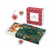 Новогодний набор конфет ручной работы Пенал
