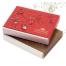 Подарочный набор конфет ручной работы Цветок какао