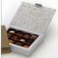 Подарочный набор конфет ручной работы 23 февраля ко дню защитника отечества