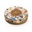 Подарочный набор конфет ручной работы Круглая на 23 февраля