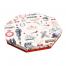 Тематический набор конфет ручной работы Восьмигранник на 23 февраля