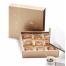 Подарочный набор конфет ручной работы Пенал