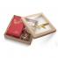 Подарочный набор конфет ручной работы  на 8 марта
