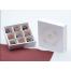 Подарочный набор конфет ручной работы Пенал новогодний дизайн