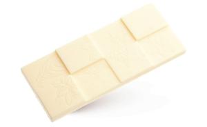 Шоколадная плитка 50гр (белый шоколад)
