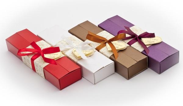 Корпоративный набор конфет для Caterina