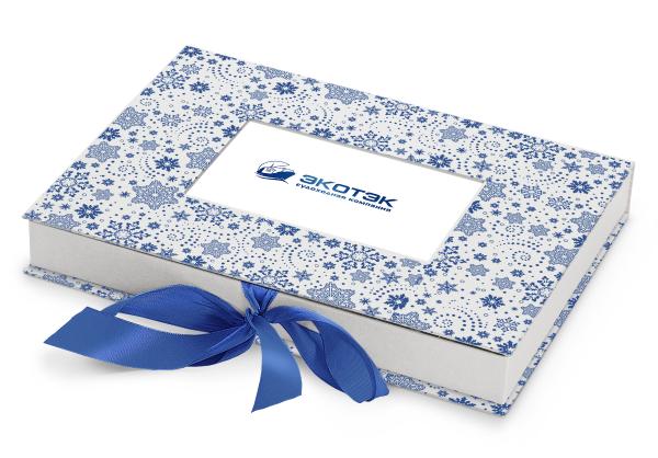 пример дизайна набора конфет для Экотек