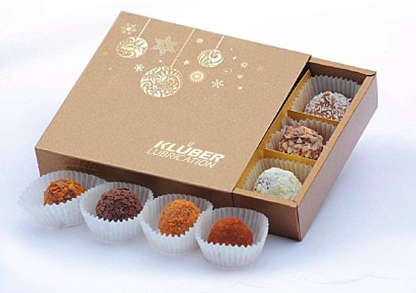 корпоративный набор конфет Клюбер Лубрикейшн