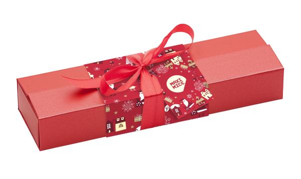 пример дизайна набора конфет для Максимайс
