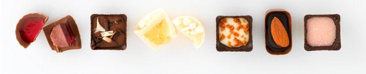 Как сделать заказ эксклюзивных конфет