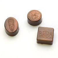 шоколадные конфеты с логотипом 2
