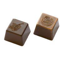 шоколадные конфеты с логотипом 3